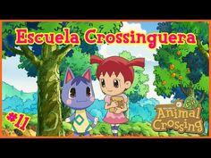 Escuela Crossinguera en DIRECTO - ANIMAL CROSSING