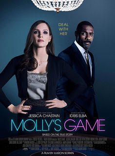 Quite intriguing storyline. Wasn't entirely convinced of accuracy, but hey, it's the movies. Loved Idris Elba and Kevin Costner is always a bonus
