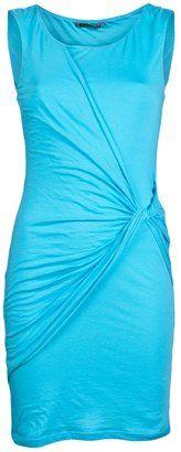 ShopStyle: Velvet JENSON BOATNECK DRESS