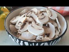 MANTARI HİÇ BÖYLE YEDİNİZ Mİ❓BAYILACAKSINIZ😍 AŞIRI KOLAY VE LEZZETLİ OLUYOR - YouTube Stuffed Mushrooms, Food And Drink, Vegetables, Desserts, Youtube, Recipies, Stuff Mushrooms, Tailgate Desserts, Deserts