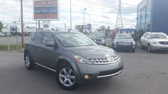 NISSAN MURANO 2007 SE AWD, CUIR, TOIT OUVRANT, TOUT ÉQUIPÉ! Mercedes Jeep, Nissan Murano, Jeep Dodge, Cars For Sale, Toyota, Honda, Bmw, Cars For Sell