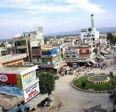 Attock city in Pakistan