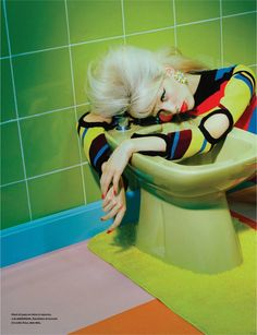 """to do list.. clean the bathroom. 