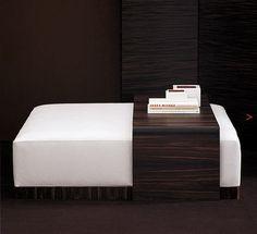 DONA LIVING - rodin & paris ottoman table   Flickr - Photo Sharing!