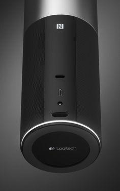 Logitech ConferenceCam Connect on Behance