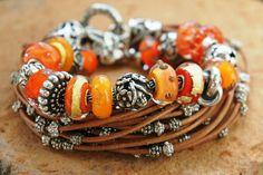 ♥♥♥ We LOVE Trollbeads Bracelets ♥♥♥ #ZbyAlikiVergidou Jewelry Art, Beaded Jewelry, Beaded Bracelets, Jewlery, Bangles, Pandora Bracelets, Pandora Jewelry, Headpiece Jewelry, Handmade Jewelry Designs