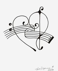 music love  tattoo idea