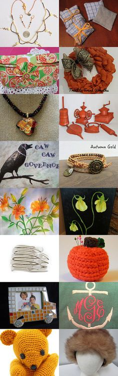 FALL ~~~~ Group 2 by D' LaGrace on Etsy--Pinned with TreasuryPin.com #septemberfinds