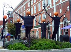 Scarecrows of the Port | Portsmouth NH