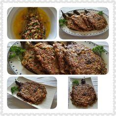Eggplant Omelet / Tortang Talong