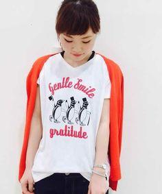 5c03c4df16a49 LIPSTAR(リップスター)のMR-PENGUIN-Tシャツ(Tシャツ カットソー)
