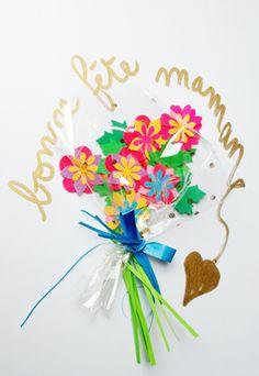 ipot me t me travaux manuels sp cial cp ce1carte pop up bouquet de fleurs pour la f te. Black Bedroom Furniture Sets. Home Design Ideas