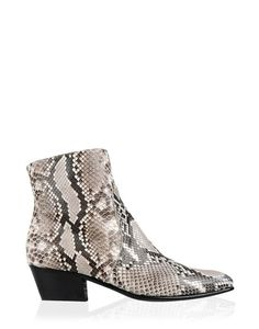 Barbara Bui Python Boots from Summer 2014
