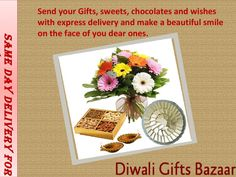 Express delivery  Choose same day delivery products and make your owns happy with Diwaligiftsbazaar.