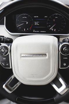 Ideas Dream Cars Range Rovers White Vehicles For 2019 Range Rover Sport, Range Rover Weiß, Range Rovers, Toyota Prius, Range Rover Blanc, Royce, Range Rover Interior, Maserati, Ferrari