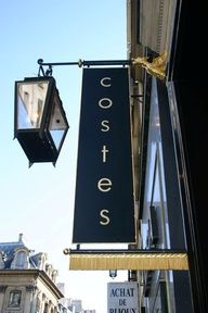 Hotel Costes | 239-241 rue Saint-Honoré, 75001 Paris, France.