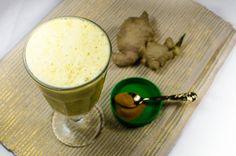 Kurkuma in einem Getränk klingt gewöhnungsbedürftig. Ganz gegen diese Annahme schmeckt es lecker und ist aufgrund seiner entzündungshemmenden Wirkung ein tolles Naturheilmittel.
