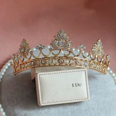 Gold Baroque Tiaras and Crowns Rhinestone Wedding Tiara Bridal Hair Crown Accessories Women Hair Jewelry Headwear-in Hair Jewelry from Jewelry & Accessories on Aliexpress.com | Alibaba Group