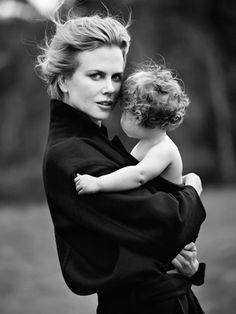 """I have always tried to be a woman who protects other women. I have a sister, I have daughters, I have girlfriends, and I was raised by a feminist mother. Being a feminist doesn't mean that you hate men, it just means that we need to protect and help each other."" -Nicole Kidman, Daily Mail"