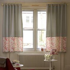 Window Treatment & Radiator