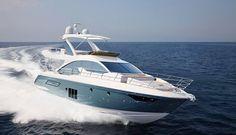 Azimut Yachts deslumbra en el Qatar Boat Show 2014.