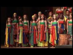 Siyahamba Conducted by Cícero Alves - YouTube