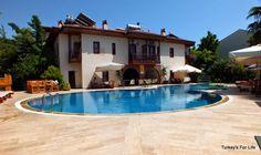 #Dalyan Hotels - Hotel Konak Melsa Did The Trick   Turkey's For Life... #Turkey #travel