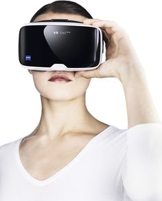 VR One Plus Virtual Reality Headset- $189