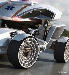 ♂ Transportation by Nick Kaloterakis, #Vehicle #Concept