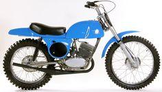 1971 Rickman Metisse Zundapp 125