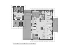 House Plans, Sweet Home, New Homes, Floor Plans, Layout, How To Plan, Sims, Vintage, Decoration