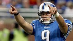 Yes Matthew Stafford, I am ready for some football.