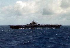 World War II: USS Lexington (CV-16): USS Lexington (CV-16), late 1944