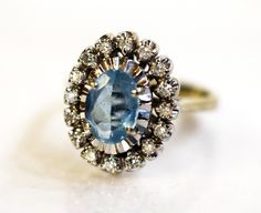 61 Best Aquamarine Engagement Rings Images On Pinterest Aquamarine