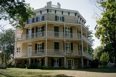 octagon house wisconsin | Octagon House, Watertown,Wi