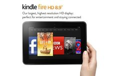Amazon launches the Kindle Fire HD 8.9″ Android tablet in Europe and Japan