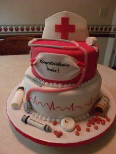 Graduation cake idea(photo only)
