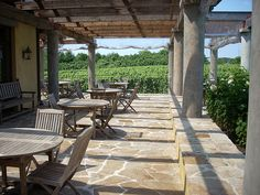 Raphael Vineyard Winery Long Island NY New York by moonman82, via Flickr