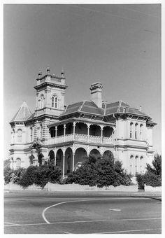 Barunah - Tower House - Preston