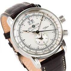 Amazon.co.jp: Zeppelin ツェッペリン 7640-1 SpecialEdition 100周年記念限定モデル メンズ 腕時計 新品 時計 クオーツ [並行輸入品]: 腕時計通販