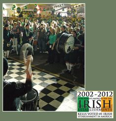 Kells Irish Restaurant & Pub - Portland, Oregon - Home of the largest St. Patrick's Festival in the Northwest - If you can't go to Ireland, come to Kells!