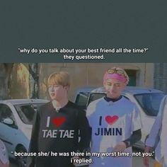 Friendship Lyrics, Sad Friendship Quotes, Bts Lyrics Quotes, Bts Qoutes, Friend Birthday Quotes, Best Friend Quotes, Bts Vmin, Bts Aegyo, Jimin