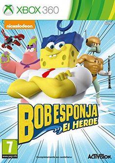 Oferta: 9.89€ Dto: -76%. Comprar Ofertas de Bob Esponja: El Heroe barato. ¡Mira las ofertas!
