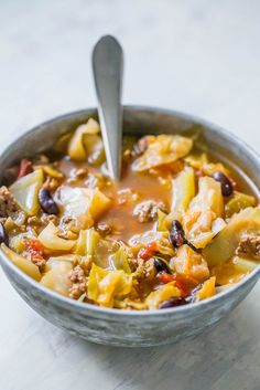 Cabbage Soup Recipe With Hamburger.One Pot Hamburger Cabbage Soup. Best Ever Beef And Cabbage Soup The Recipe Critic. Home and Family Crockpot Recipes, Cooking Recipes, Yummy Recipes, Fall Recipes, Holiday Recipes, Cooking Tips, Healthy Recipes, Broiled Lobster Tails Recipe, Recipes
