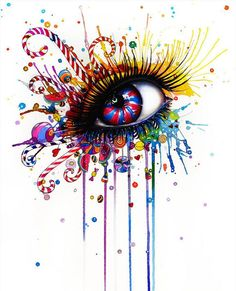 -Candy Eye- Painted with watercolors and pens. Get this Print in my shop with a 30% Sale discount!!!! You only have to use the Code: ILOVEART You will find the link to my Etsy shop in my bio!! #arts_help #art #art_empire #art_spotlight #aartistic_dreamers #artsanity #artspix #artist_4_shoutout #artofdrawing #social_arts #help_4_artists #artists_4_feature #imaginationarts #daily_art #artfido #artcollective #artspipl #worldofartists #arts_gallery #proartists #justartspiration