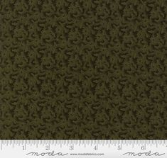 """12 Yards in Stock - Moda Fabrics - 108"""" Wide Fresh Cut Flowers Green Quilt Back /  Backing Fabric by Kansas Troubles - 11140-15"""