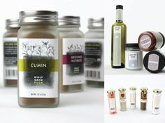 Sister Raye: Cornish College of the Arts Presents: Packaging Design - RockPaperInk.com