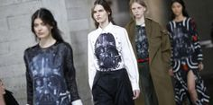 Preen by Thornton Bregazzi / London Fashion week / winter 2014-15