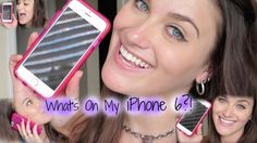 I recently purchased the iPhone 6 and wanted to share with you the differences between the 5 and the 6 and what is on my iPhone 6. I also share with you the case for my iPhone. I hope you enjoy! Please share, thumbs up and SUBSCRIBE to my channel! Thank you so much! xO
