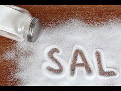 Tirem o sal do bebê chorão!